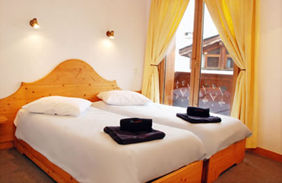 chalet-roger-double-bedroom