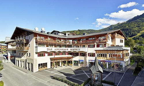 Accommodation for solo and single skiers at Kaprun