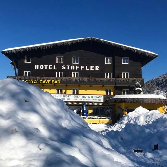 Relaxed accommodation for solo and single skier