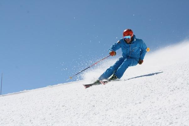 imprive skiing
